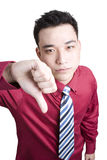 Mann in der Geschäfts-Kleidung stockbilder