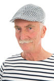 Mann des Porträts im Ruhestand Lizenzfreie Stockbilder