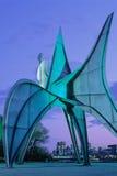 Mann durch Alexander Calder Lizenzfreies Stockbild