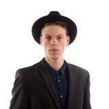 Mann in einer Klage Lizenzfreie Stockfotografie