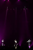 Mann-Konzert Boyz II in Montreal Stockfotos