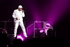 Mann-Konzert Boyz II in Montreal Stockfotografie