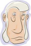 Mann mit Sideburns Lizenzfreie Stockbilder