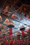 Mann-MO-Tempel, Hong Kong. Stockfotos