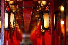 Mann Mo Temple Stockbilder