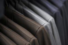 Mann-Mode-Jacken Lizenzfreie Stockfotos