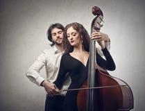 Mann und eine Frau Lizenzfreie Stockbilder