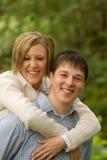 Mann-und Frau Verpflichtung 1 Lizenzfreie Stockbilder