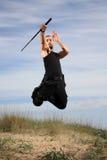 Mann von den besonderen Kräften Lizenzfreies Stockfoto