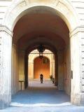 Mann von Siena Stockfotos