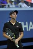 Mannarino Adrian (FRA) US Open 2015 (12) Royaltyfria Foton