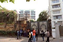 Mannat, Bandra, Mumbai Royalty Free Stock Photography