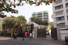 Mannat, Bandra, Mumbai Stock Image