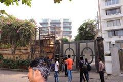Mannat, Bandra, Mumbai Royalty Free Stock Images