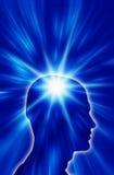 mannegro spiritual Royaltyfri Bild