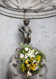 Manneken pis Stock Photos