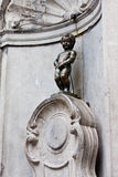 Manneken Pis Stock Photography