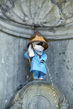 Manneken Pis Royalty Free Stock Images