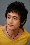 Mannelijk Aziatisch portret Royalty-vrije Stock Fotografie