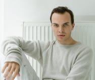 Mannelijk model Royalty-vrije Stock Foto's