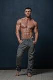 Mannelijk Model stock foto