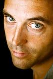 Mannelijk portret Stock Foto