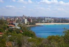 Mannelijk Strand Australië Stock Afbeeldingen
