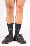 Mannelijke benen Stock Afbeeldingen