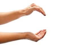 Mannelijke handen stock afbeeldingen