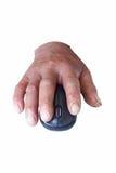 Mannelijke handen stock afbeelding
