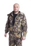 Mannelijke jager Royalty-vrije Stock Afbeelding