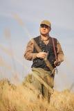 Mannelijke jager Stock Afbeelding