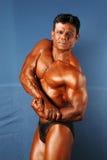 Mannelijke Lichaamsbouwer Royalty-vrije Stock Afbeeldingen