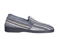 Mannelijke pantoffel Royalty-vrije Stock Foto's