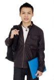 Mannelijke Student Royalty-vrije Stock Afbeelding