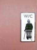 Mannelijke toiletsignage royalty-vrije stock afbeeldingen
