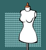 Mannequin Royalty Free Stock Photography