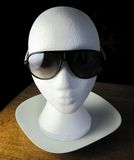 Mannequin. With sun glasses fashion icon Stock Photo