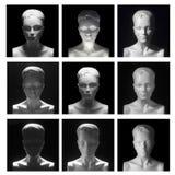 mannequin stock afbeeldingen