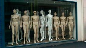 mannequin Royalty-vrije Stock Foto