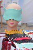 Mannequin with accessories Stock Images