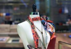 Mannequin alla moda Immagini Stock Libere da Diritti