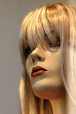 Mannequin beauty Royalty Free Stock Photos