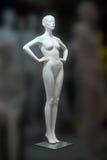 Mannequin, blind Stockbild