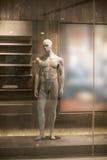Mannequin, blind Stockfoto