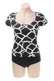 Mannequin with Blouse Royalty Free Stock Images