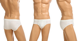 Mannequin with brief Stock Photos