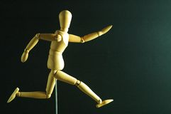 Mannequin de évasion photo libre de droits