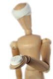 Mannequin de Illnes Imagens de Stock Royalty Free