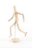 Mannequin de madeira articulado Fotografia de Stock Royalty Free